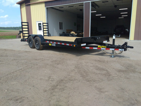 2019 Big Tex 10 ET 18 Equipment Trailer