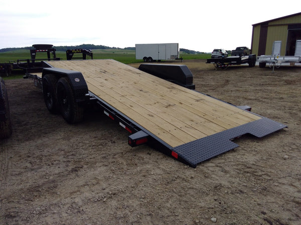 2020 Big Tex 14TL 20 ft Tilt Deck Low Pro- Unit 70147