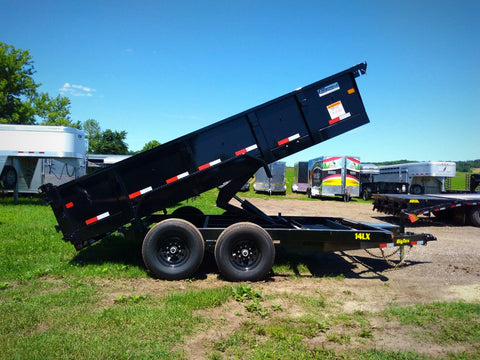 2020 Big Tex 14LX 14ft Dump Trailer SPECIAL!!