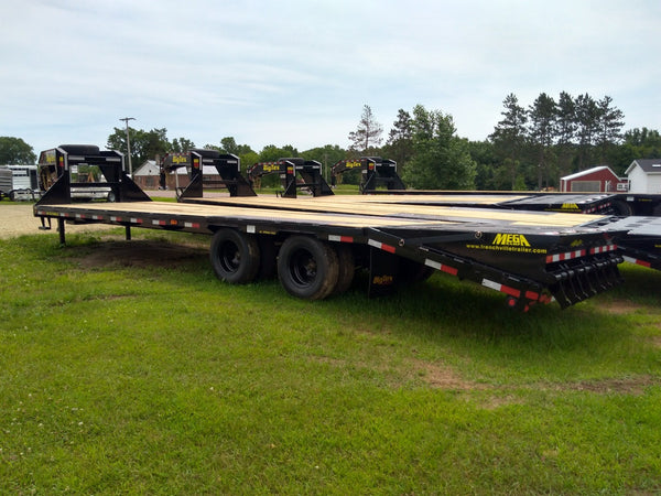 2020 Big Tex 22GN -HD 30ft Tandem Dual Axle GN-Unit 67727
