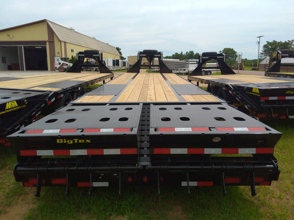 2019 Big Tex 22GN -HD 35ft Tandem Dual Axle Gooseneck