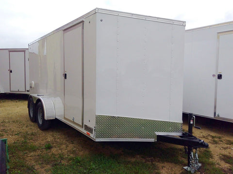 2019 Pace American 7 x 14 x 6' Enclosed Trailer
