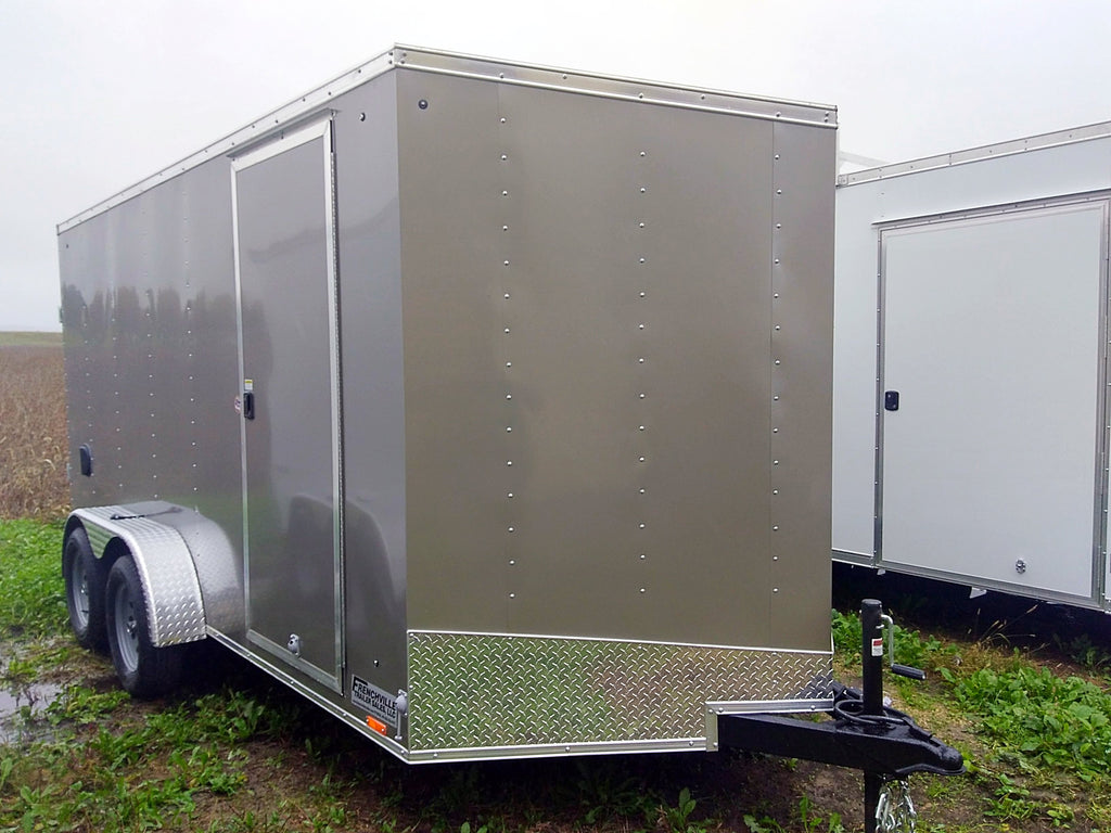 "2019 Cargo Express 7 x 14 x 6'6"" Enclosed Trailer"