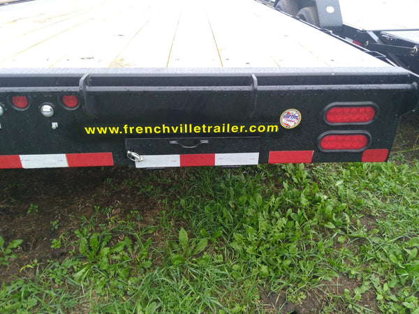 2019 Big Tex 14OA 20 Ft Straight Deck Deckover Bumper Pull-Unit 64320