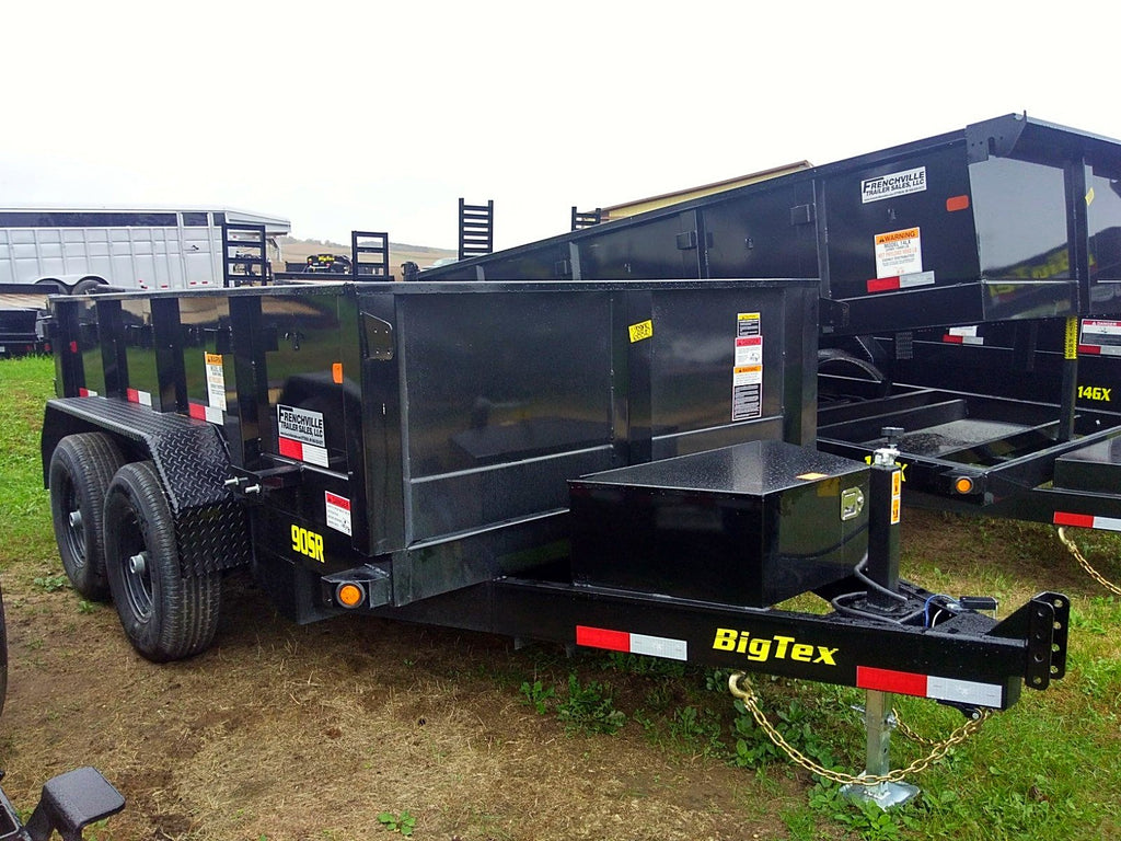 2019 Big Tex 90SR 6 x 10 Dump Trailer