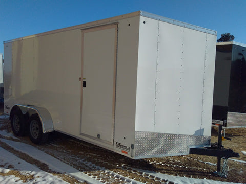 "2019 Cargo Express 7 x 16 x 6'6"" Enclosed Trailer-Unit 48670"