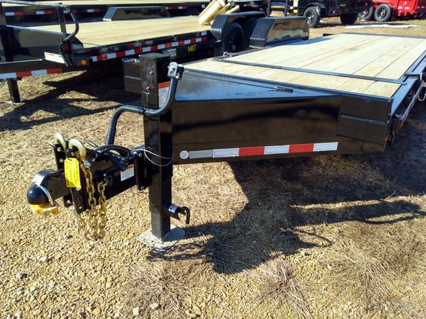 2019 Midsota 20ft TB20 Heavy Duty Tilt Deck Equipment Trailer- Unit 01778