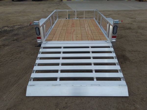 2020 Sport Haven 5x8 Aluminum Utility-Unit 09237