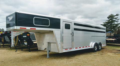 2020 Hillsboro Endura 24' Stock Combo Trailer-Unit 29600