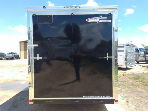 2020 Cross 7 x 16 x 7 Premium Enclosed Trailer-Unit 08048