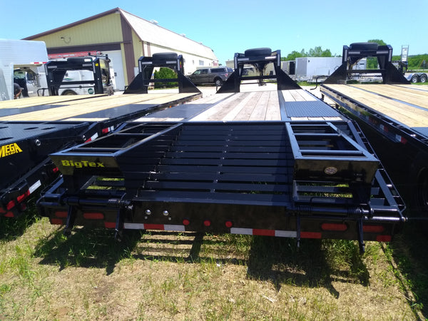 2020 Big Tex 22GN -HD 25ft Tandem Dual Axle Gooseneck-Unit 66032