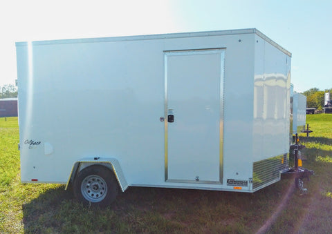 2020 Pace American 7 x 12 x 7 Enclosed Trailer-Unit 57088