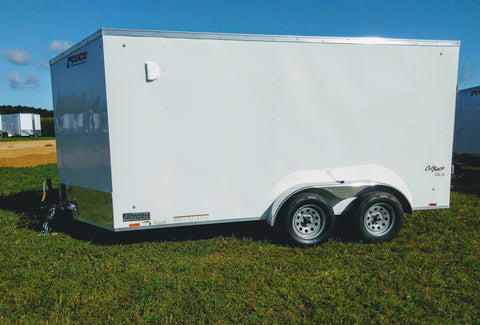 "2020 Pace American 7 x 14 x 6'6"" Enclosed Trailer- Unit 57087"