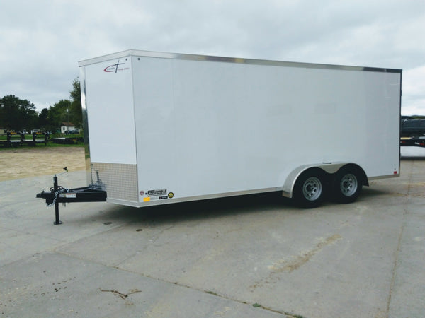 2020 Cross 7 x 18 Premium Enclosed Trailer-Unit 08423