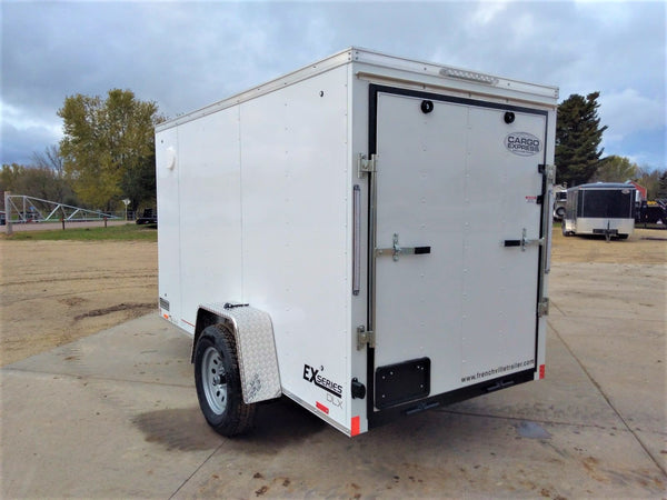 2020 Pace American 5 x 10 Enclosed Trailer - Unit 57469