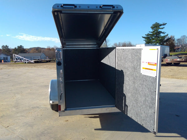 2020 Sundowner MiniGo 4 x 8 Aluminum Enclosed Trailer - Unit A3825
