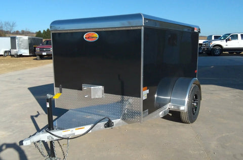 2020 Sundowner MiniGo 5 x 8 Aluminum Enclosed Trailer - Unit A3826