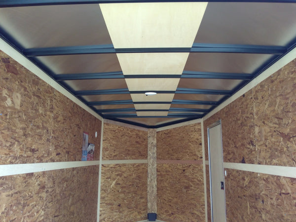 2020 Pace American 7 x 14 x 7 Enclosed Trailer-Unit 58788