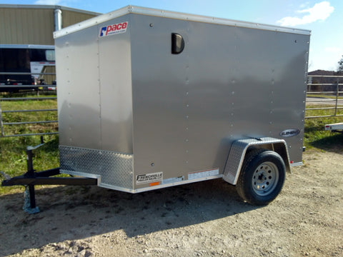 2020 Pace American 5 x 8 Enclosed Trailer - Unit 58792