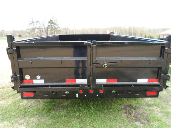 2020 Big Tex 14LX 14ft Dump Trailer SPECIAL! - Unit 55778