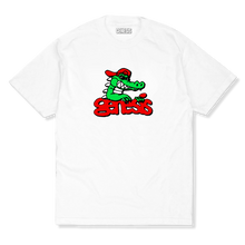 Load image into Gallery viewer, GATOR TEE WHITE