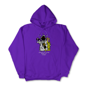 SORCERY HOOD PURPLE
