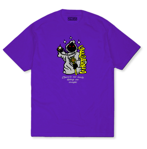 SORCERY TEE PURPLE