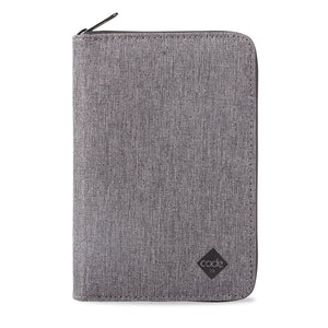 CODE 10 RFID-Safe Travel Wallet