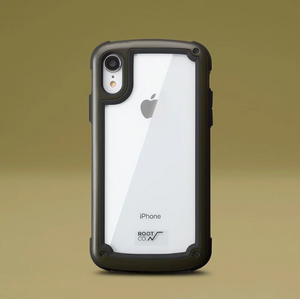 ROOT CO.Shock Resist Tough Basic (Iphone XR/XS/MAX)