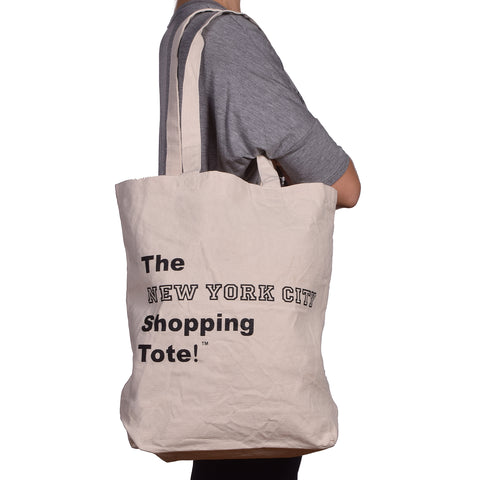 Los Angeles Trading Company The New York City Shopping Tote