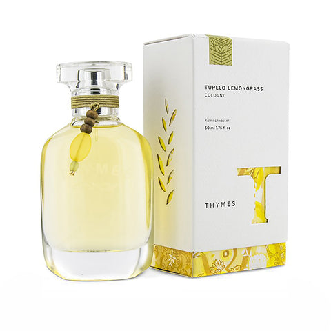 Thymes Tupelo Lemongrass Cologne 1.75oz