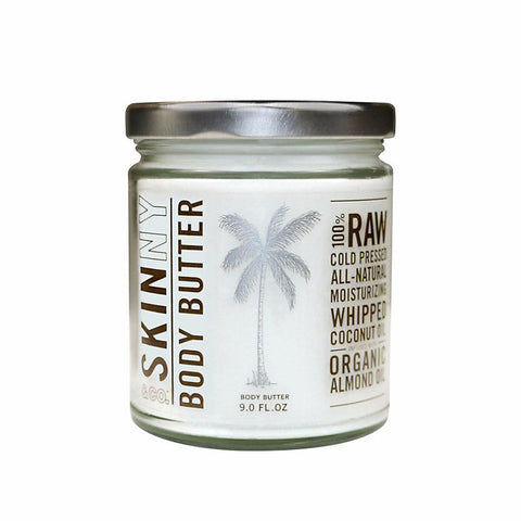 Skinny & Co Whipped Body Butter 9oz