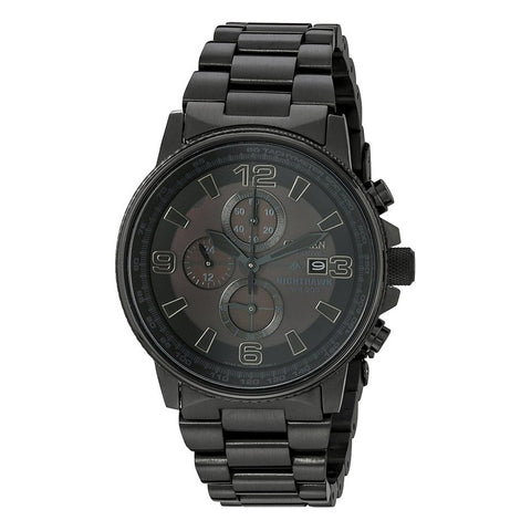 Citizen Men's Eco-DRV Nighthawk Watch Colored Luminous