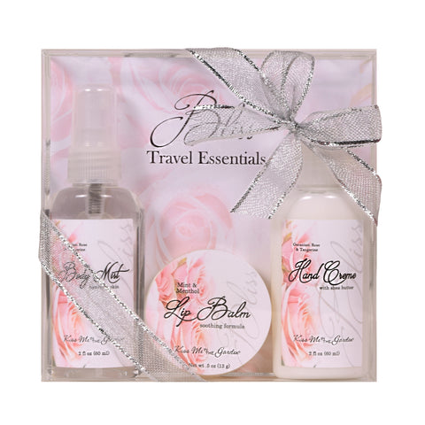 Kiss Me In The Garden Bliss 3pc Gift Set