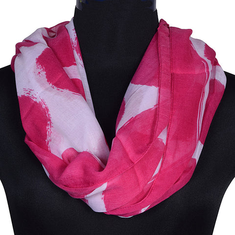 Lindsay Phillips Palmetto Pink Scarf