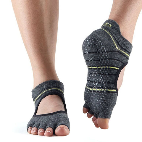 ToeSox Women's Grip Half Toe Bellarina - Spring 2018 Collection