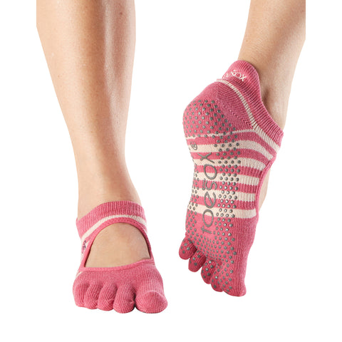 Toesox Grip Full Toe Bellarina