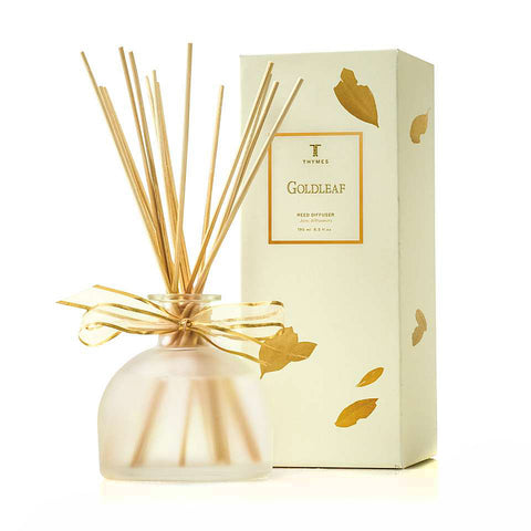 Thymes Goldleaf Aromatic Diffuser 6.5oz