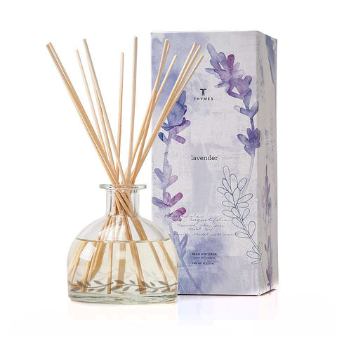 Thymes Lavender Aromatic Diffuser 6.5oz