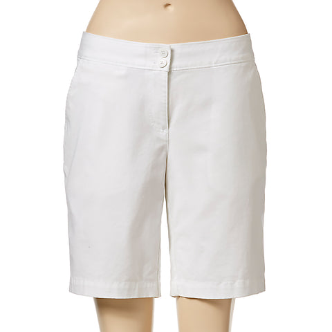 "Tommy Bahama Women's Sail Away 9"" Twill Bermuda Short (2 Colors)"