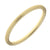 Arabella Bangle in Gold Satin