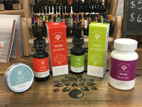 BB CBD Products