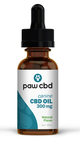 Pet CBD Oil Tincture for Dogs - 300 mg - 30 mL