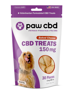 Pet CBD Oil Treats for Dogs - 150 mg - 30 Count