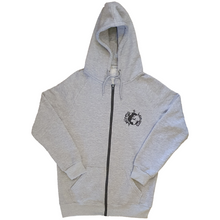 Load image into Gallery viewer, Original Logo Hoodie | Grey - Wellness Wonders of the World