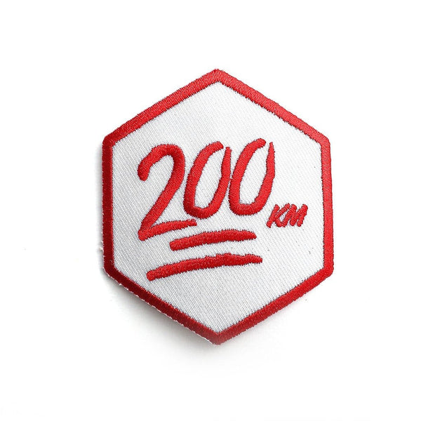 200km Brevet Patch
