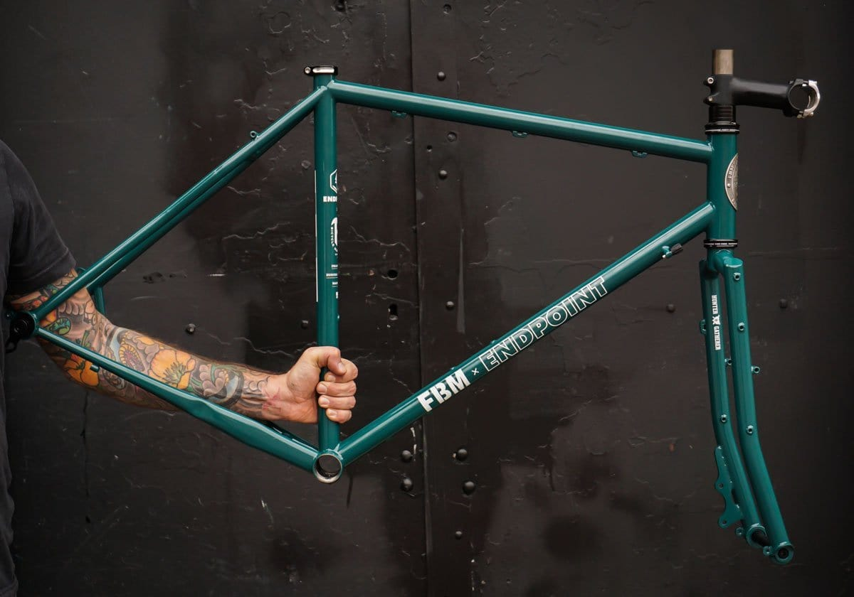 2019 Endpoint x FBM Hunter Gatherer Frameset