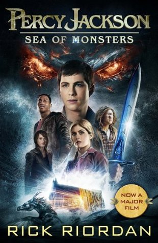 Percy Jackson and the Olympians: The Sea of Monsters - Rick Riordan (Book #2)