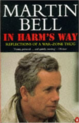 In Harm's Way - Martin Bell