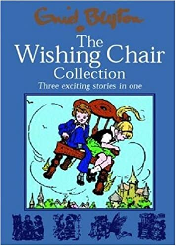 The Wishing Chair Collection Book by Enid Blyton